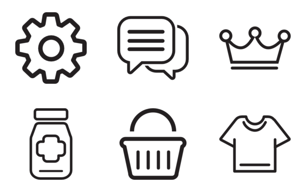 70 Various Icons