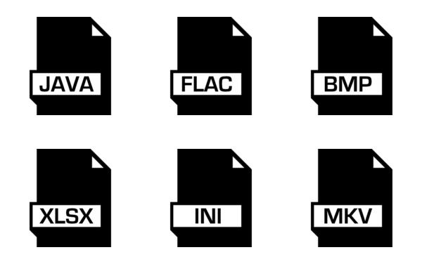 File Names Glyph