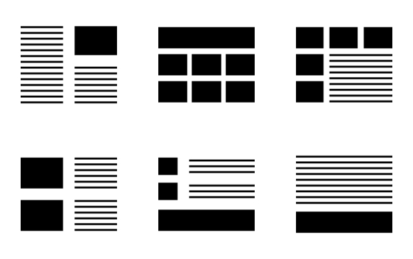 Wireframes Collection