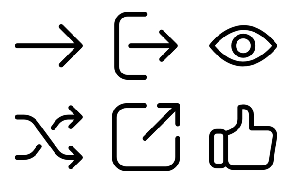 Interface Icon Collection