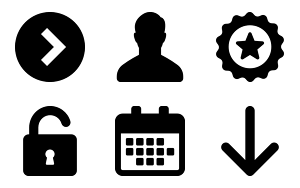 Interface Icon Compilation
