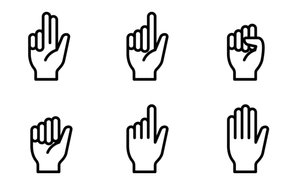 finger counting