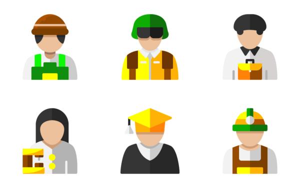 professions avatars