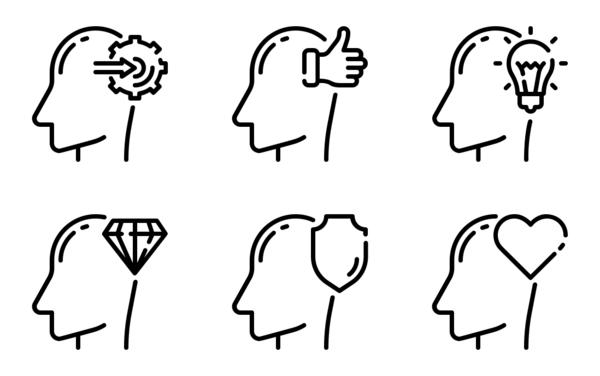 thinking and brain