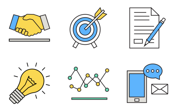 business and finance elements
