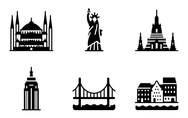 Building and Landmarks
