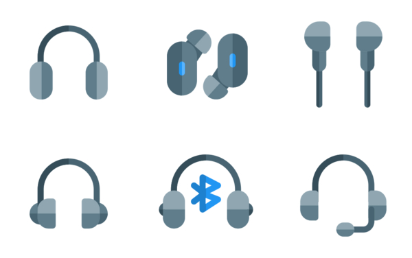 headphone and earphone