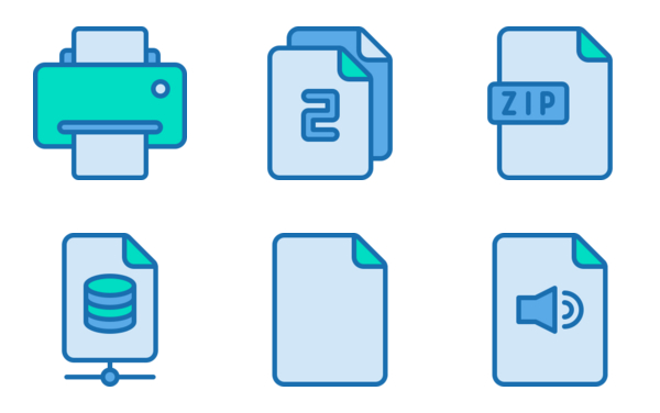 files and documents