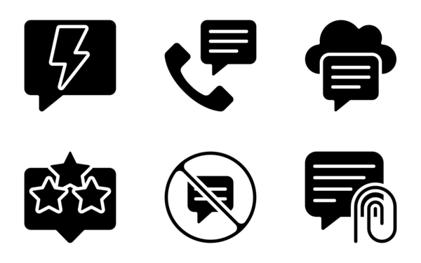 messages and communication