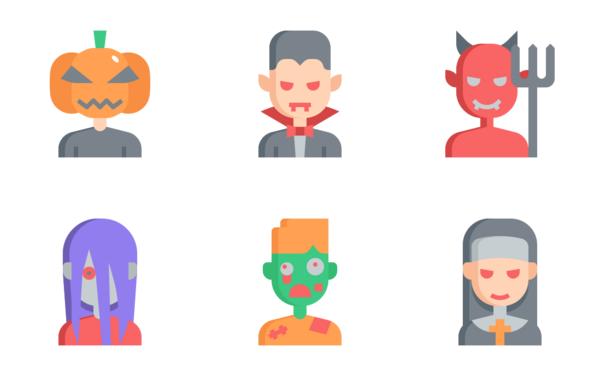 Halloween Costume Avatars